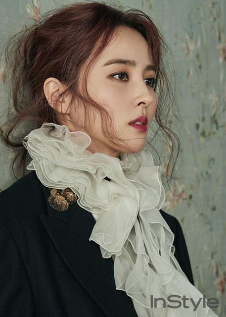 Han Hye Jin / InStyle / January 2017