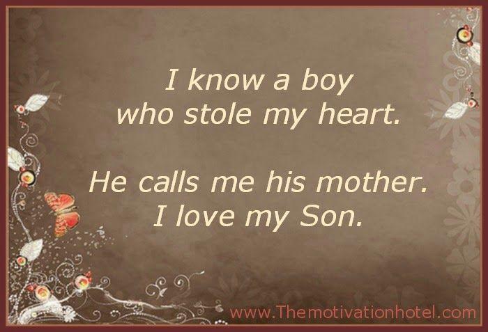 The Motivation Hotel: A Boy Who Stole My Heart