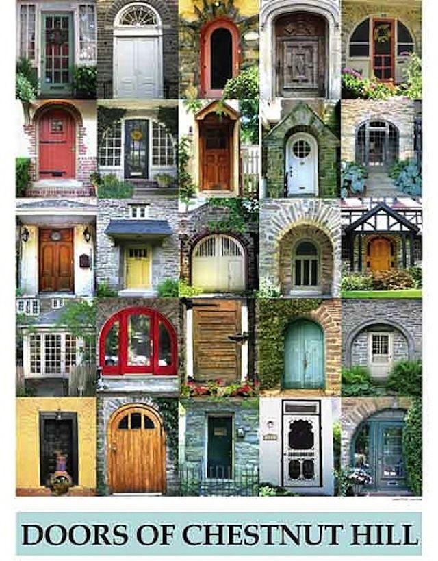 The Doors of Chestnut Hill Homes (Philadelphia)