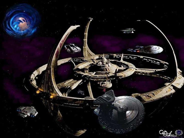 star trek ds9 | Star Trek: Deep Space Nine Deep Space 9