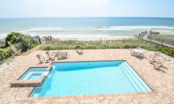 42 Best Images About Beach Front Rentals On Pinterest