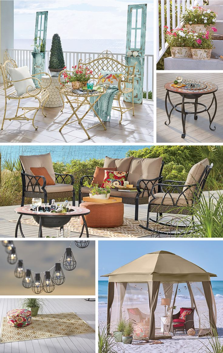 Let Your Patio Have Its Own Vibrant Personality Thanks To The Many Gorgeous  Color Choices Out