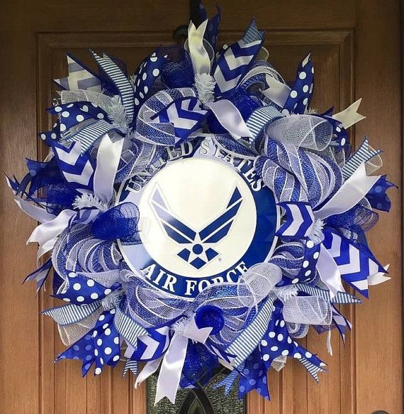 1000 Ideas About Military Wreath On Pinterest Army
