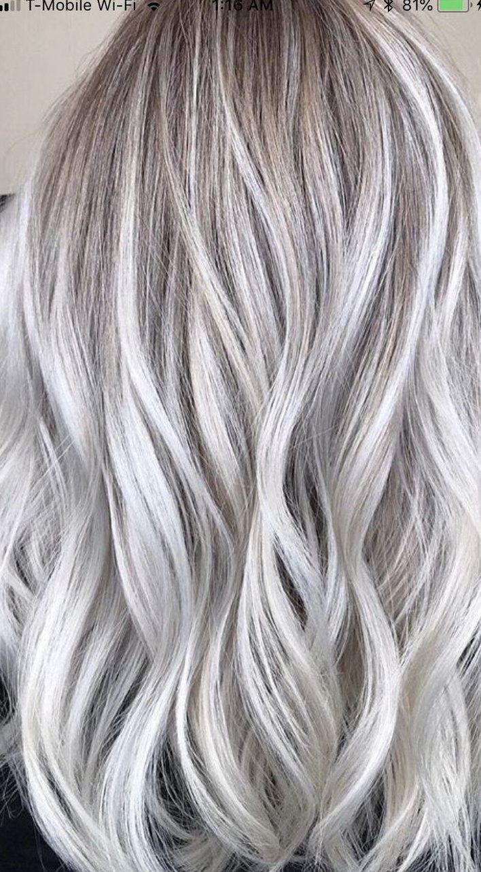 42++ Platinum silver hair color ideas ideas