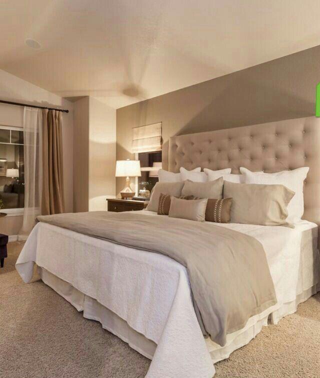 Dormitorios matrimoniales - #decoracion #homedecor #muebles