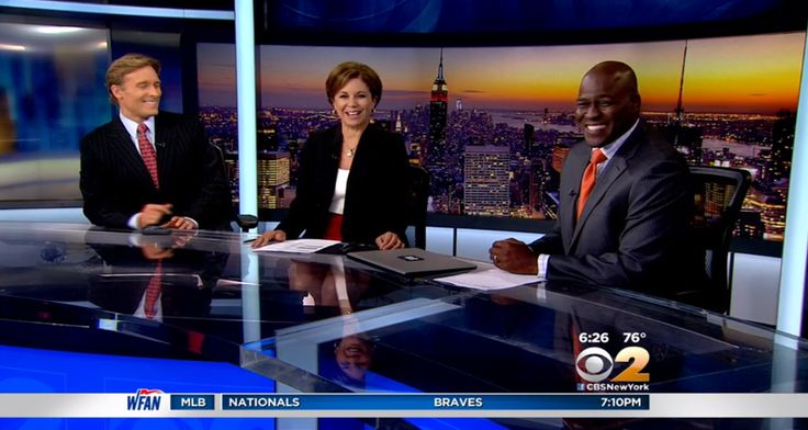 CBS 2 News at 6pm with Dana Tyler, Lonnie Quinn and Otis Livingston.