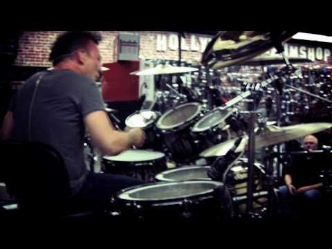 """▶ Stephen Perkins """"Who Are You"""" at Guitar Center Sessions - YouTube"""