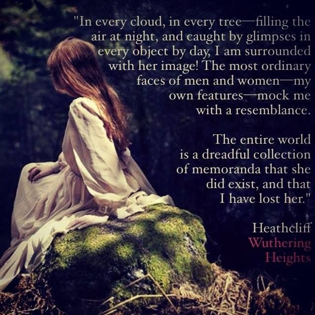 wuthering heights catherine and heathcliff relationship quotes