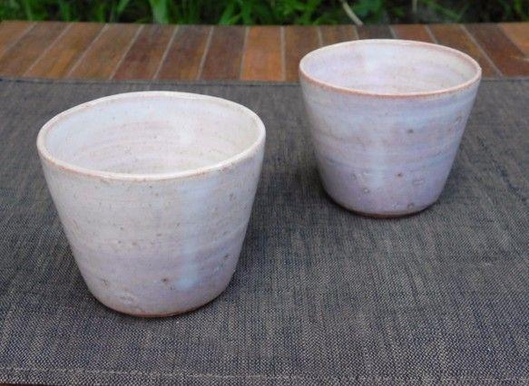 そば猪口(紫)|食器|土和窯(つちわがま)|ハンドメイド通販・販売のCreema