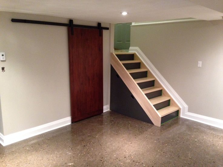 Basement reveal @ Chrystman house! Great work Garth LaPointe