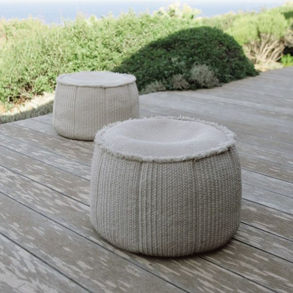 Pouf Play - design Francesco Rota - Paola Lenti