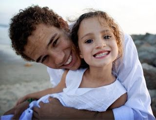 both of Stacey Dash's kids. so beautiful!
