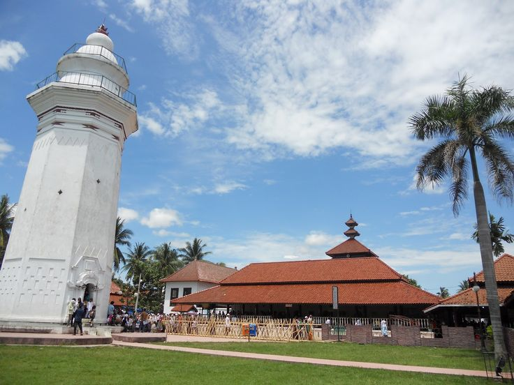 The Great Mosque of Banten