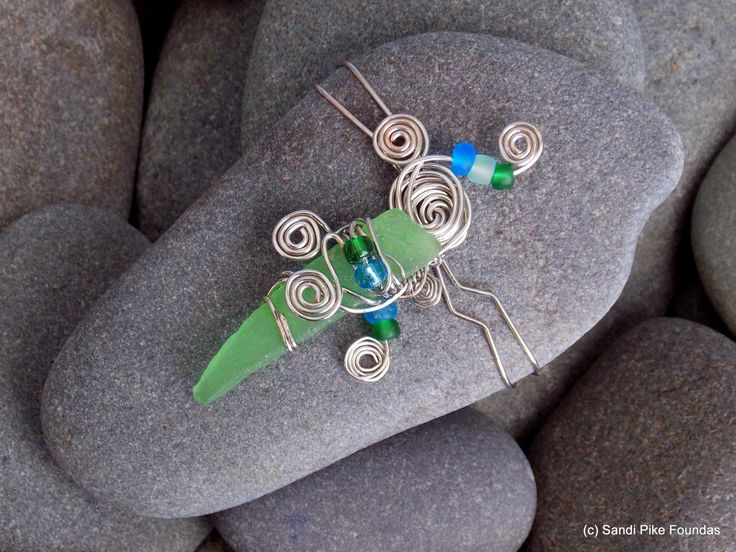 11 best Wire wrapped images on Pinterest | Wire wrapped stones ...