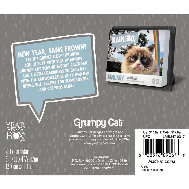 grumpy cat wedding invitations%0A Grumpy Cat      Desk Calendar