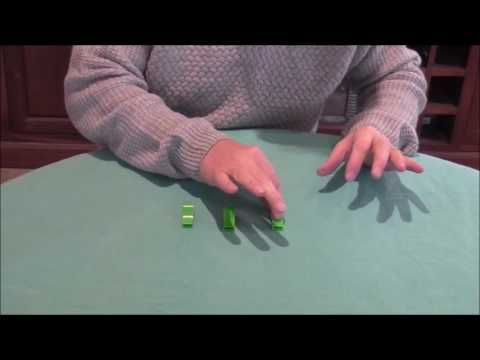 FIND THE RATTLE - Easy Kids Magic Tricks