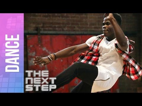 """The Next Step - Extended Dance: LaTroy """"Control"""" Solo (Season 4) - YouTube"""