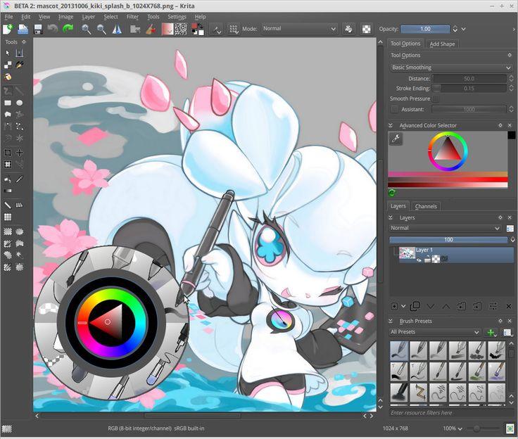 Best Adobe Photoshop Alternatives on Linux 2014