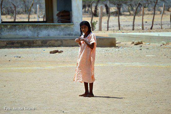 Niños Wayúu recuperan su identidad tras años de exilio « La Noche del Arco Iris