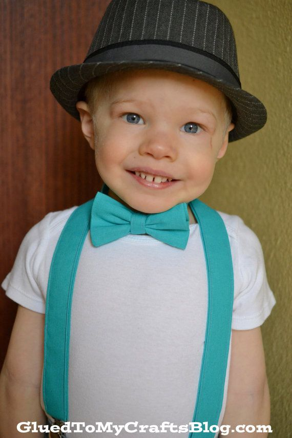 Solid Dark Teal Bow Tie and Suspenders set  ( Men, boys, baby, toddler, infant Suspender and Bowtie ) on Etsy, $35.00