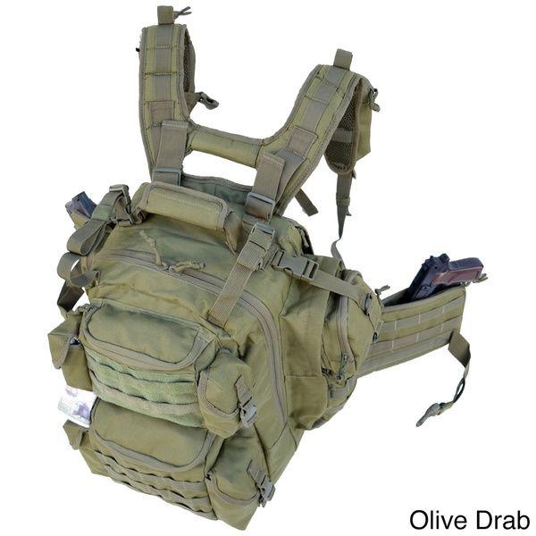 Explorer 20-inch Tactical Backpack