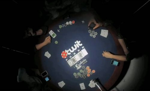 Viajes Galeon, a Colombian travel agency along with Y Colombia created a first of its kind poker game where players bet their twitter followers instead of money... #poker #facebook