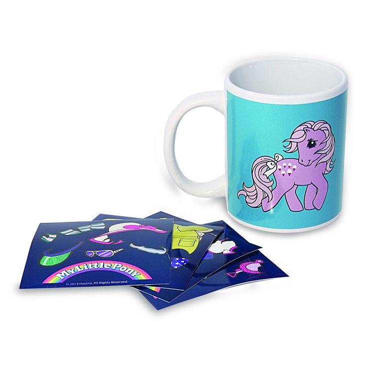 Dress Up My Little Pony Mug