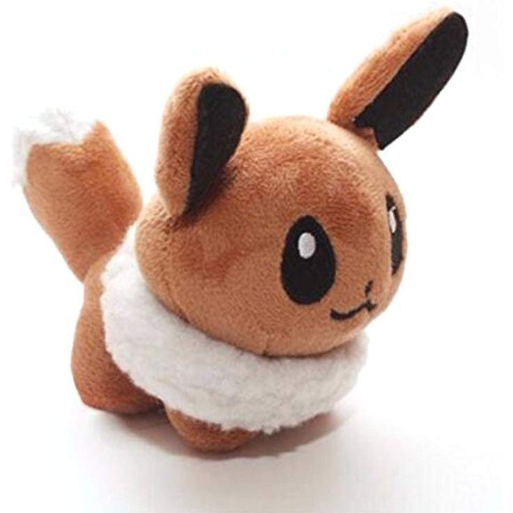 Dynaics pokemon plush eevee doll soft toy pokemon center