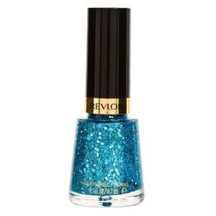 En Fancybox descubre este esmalte de Maquillaje Glitter Blue Mosaic de Revlon
