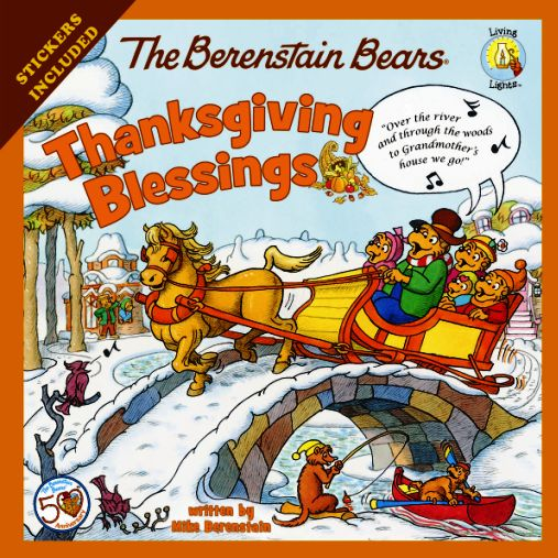 Ride Along With The Bear Family On Thanksgiving Day As Brother And