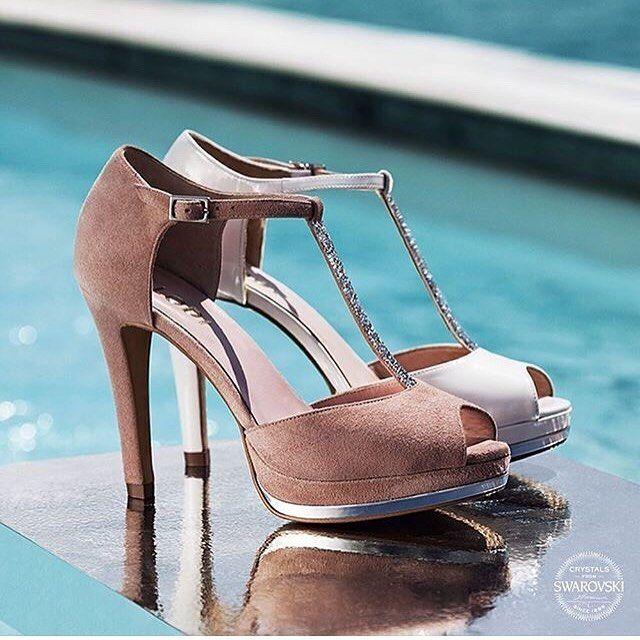 Zapatos perfectos de Lodi para novias e invitadas .