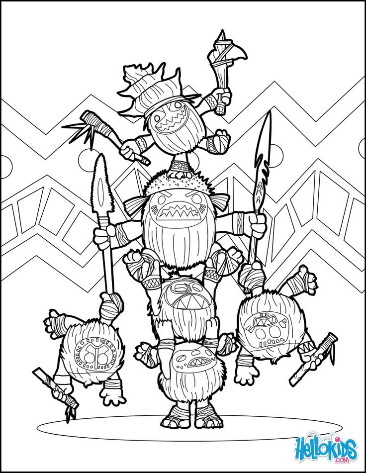 Moana coloring pages! More Disney and Moana coloring sheets on hellokids.com