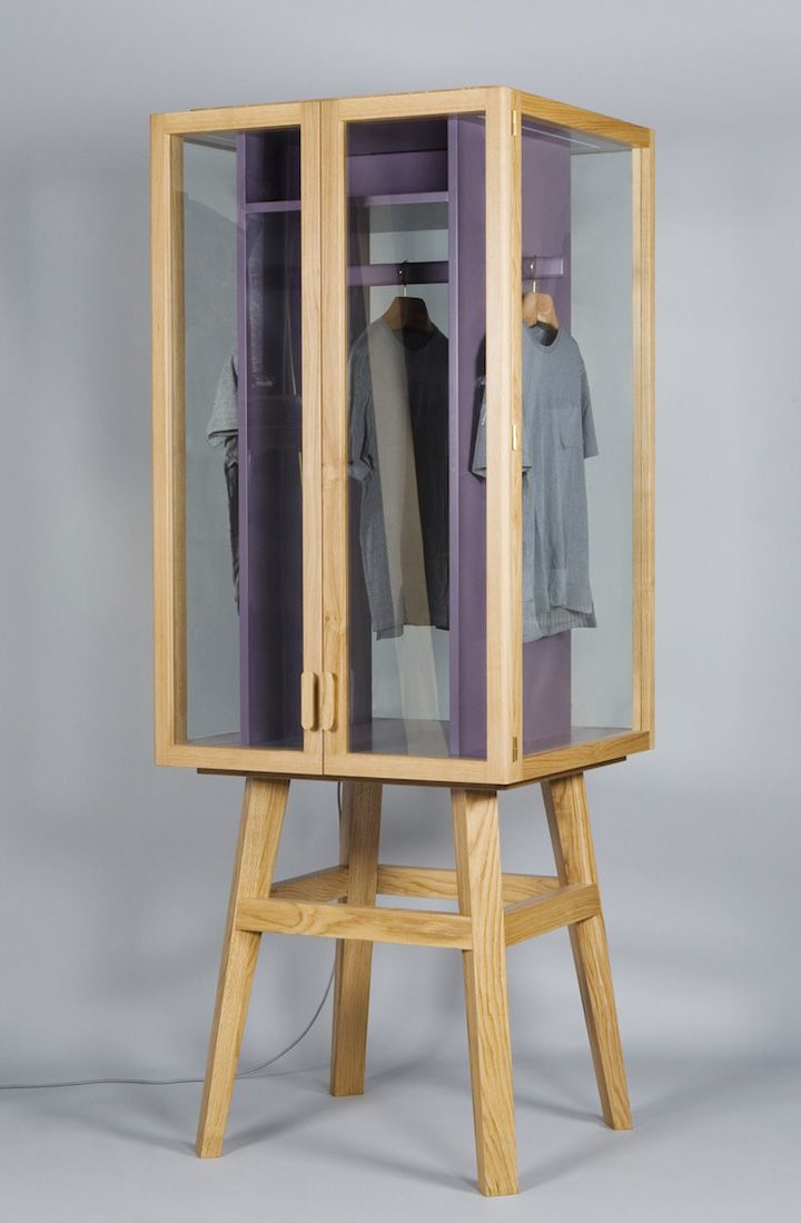households ropero modular wardrobe by hierve