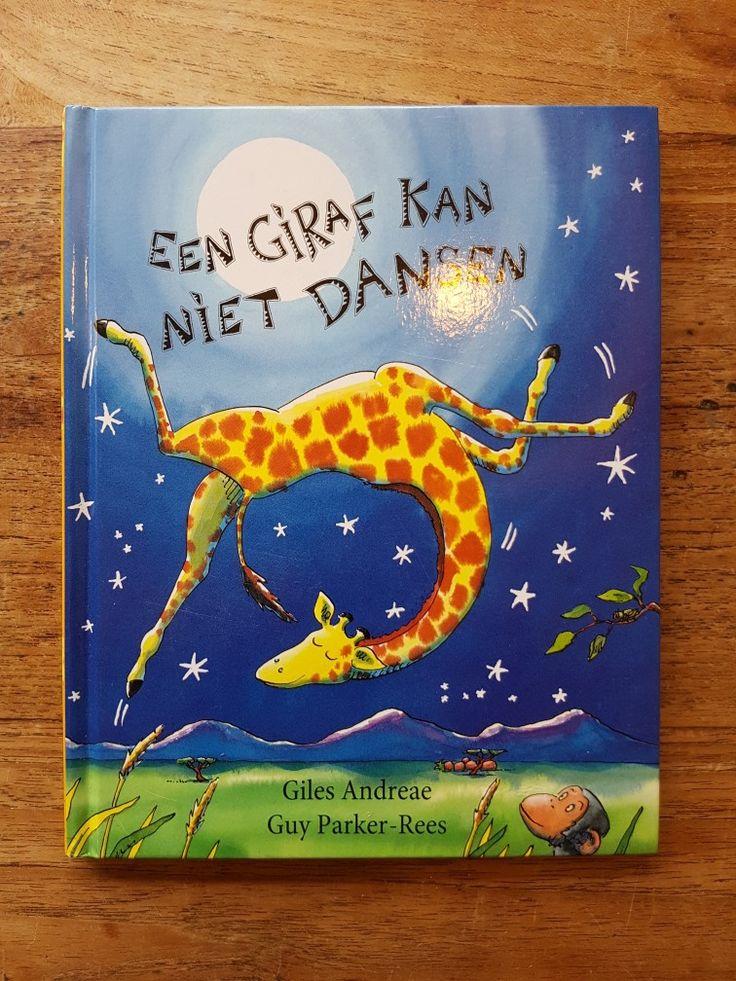 Groeimindset prentenboek #6 Over Gerard de giraf die leert dansen op zijn eigen manier. #groeimindset #growthmindset