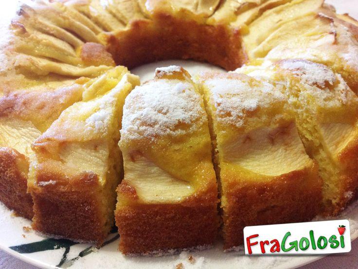 La migliore Torta di Mele - Scopri la Ricetta - Ingredienti, Preparazione passo passo e Consigli Utili per ottenere la torta di mele.