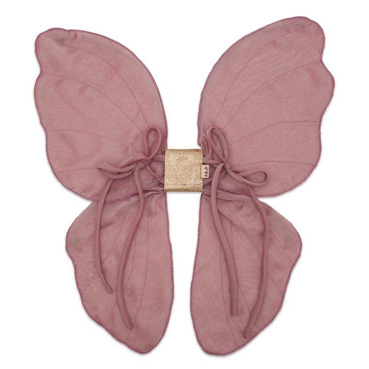 Schmetterlingsflügel Rosa Numero74
