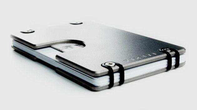 Omega Titanium Minimalist Wallet