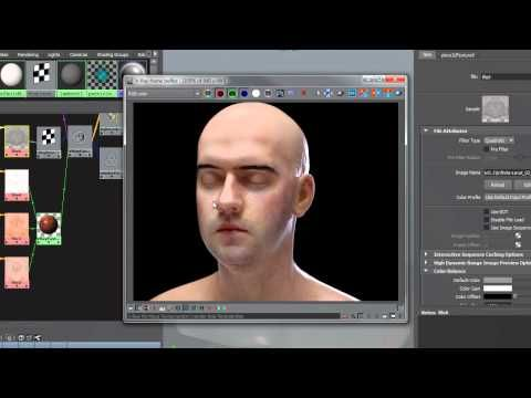 VrayForMaya: FastSSS - Part1 - YouTube