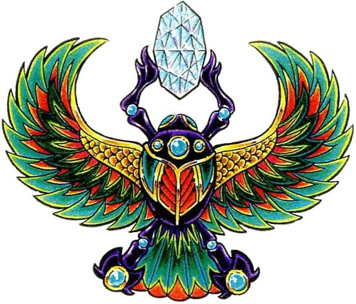 Master Tattoos: Scarab Tattoos