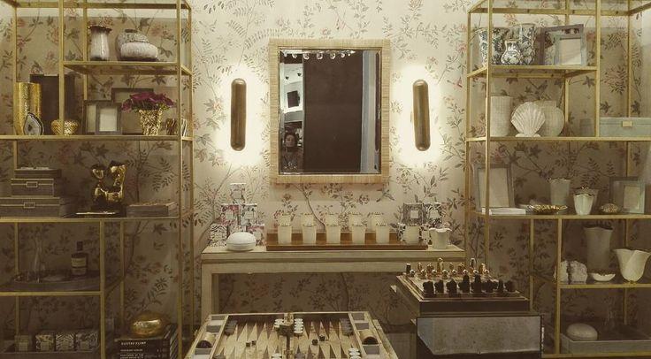 """86 aprecieri, 4 comentarii - Gabriela Garcia López (@segundaepoca) pe Instagram: """"Muy fan de #aerinlauder, precioso su stand en #maisonetobjet . #decoration #segundaepoca #design…"""""""