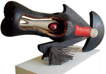 Escultura Contemporánea Dominicana   Revistas Excelencias