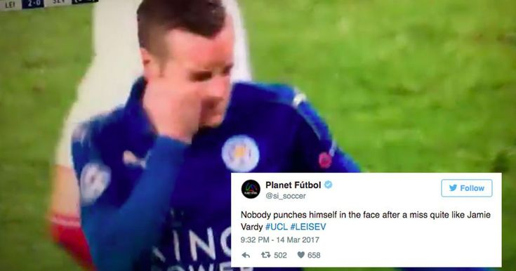#World #News  Soccer star punches himself in the face 9 times, instantly becomes meme  #StopRussianAggression #lbloggers @thebloggerspost