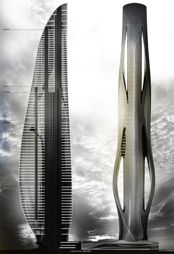 Future Architecture: The Relief Tower