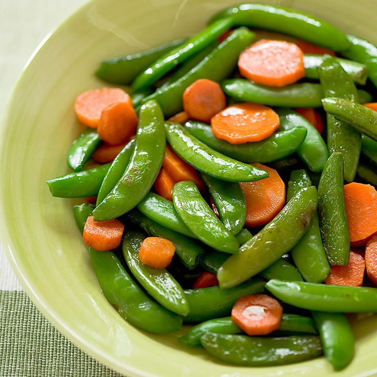 Glazed Sugar Snap Peas and Carrots Recipe - Cook's Country