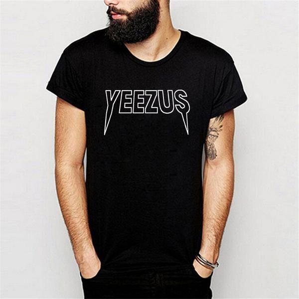 Short Sleeves - Yeezus t-shirt - shopurbansociety