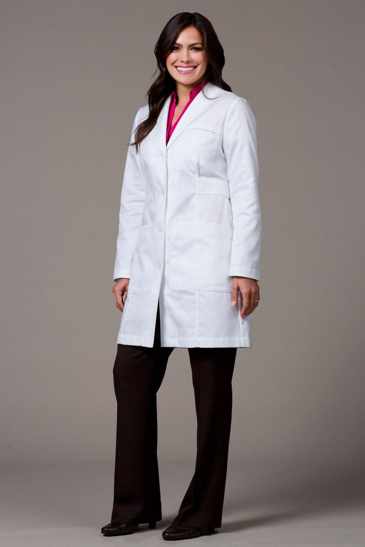 Doctor White Coat Sale | Down Coat