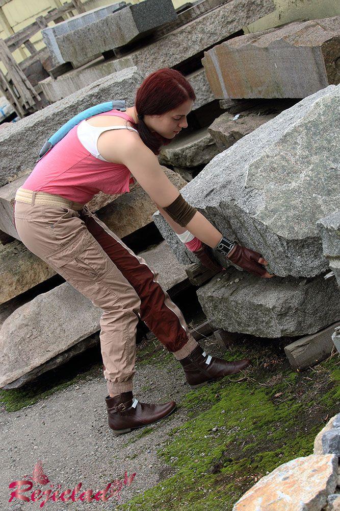 Ellie Langford Dead Space 2 cosplay III by Rejiclad