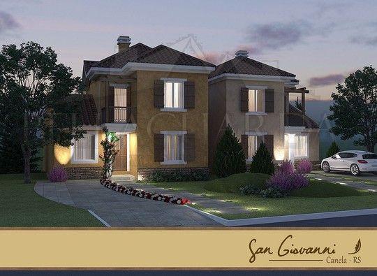 imóveis em Canela e Gramado - Casa / de Condominio em Reserva da Serra - Canela/RS