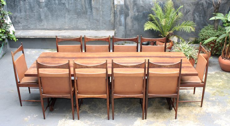 cadeiras cantú, sergio rodrigues
