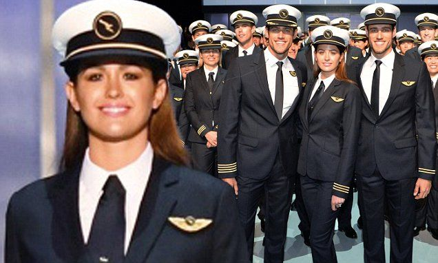 Jesinta Campbell models new Qantas uniform with  Stenmark twins #QFNewLook